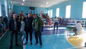 Посещение турнира по боксу в г. Чугуеве